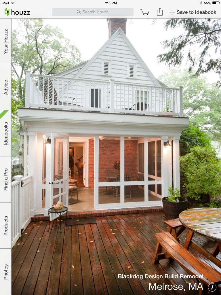 Back Porch Additions Best Ideas About Room Additions On House Additions Interior Designs: Carport Designs, House, House Styles