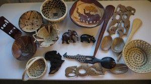 Handicrafts Purchased In Zambia Zambia
