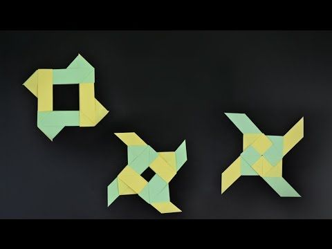 origami - action origami - double star flexicube (David Brill ... | 360x480