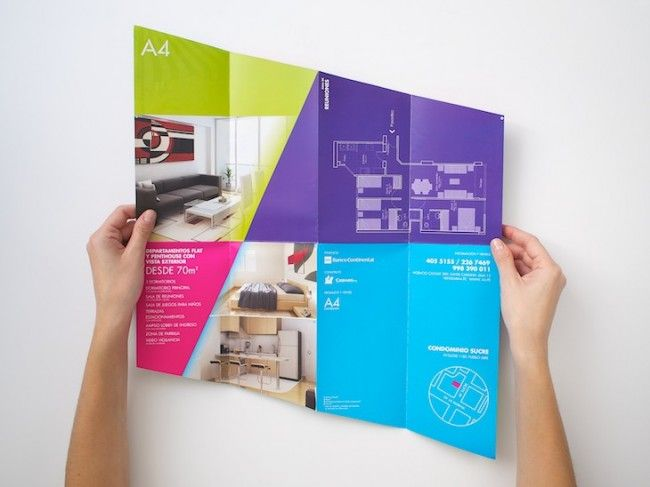 Best Examples of Brochure Design Projects for Inspiration   Art ...