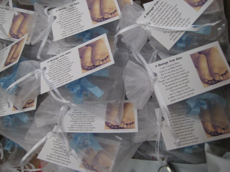 Camo Baby Shower Thank You Favors Baby Shower Favors My Favorite