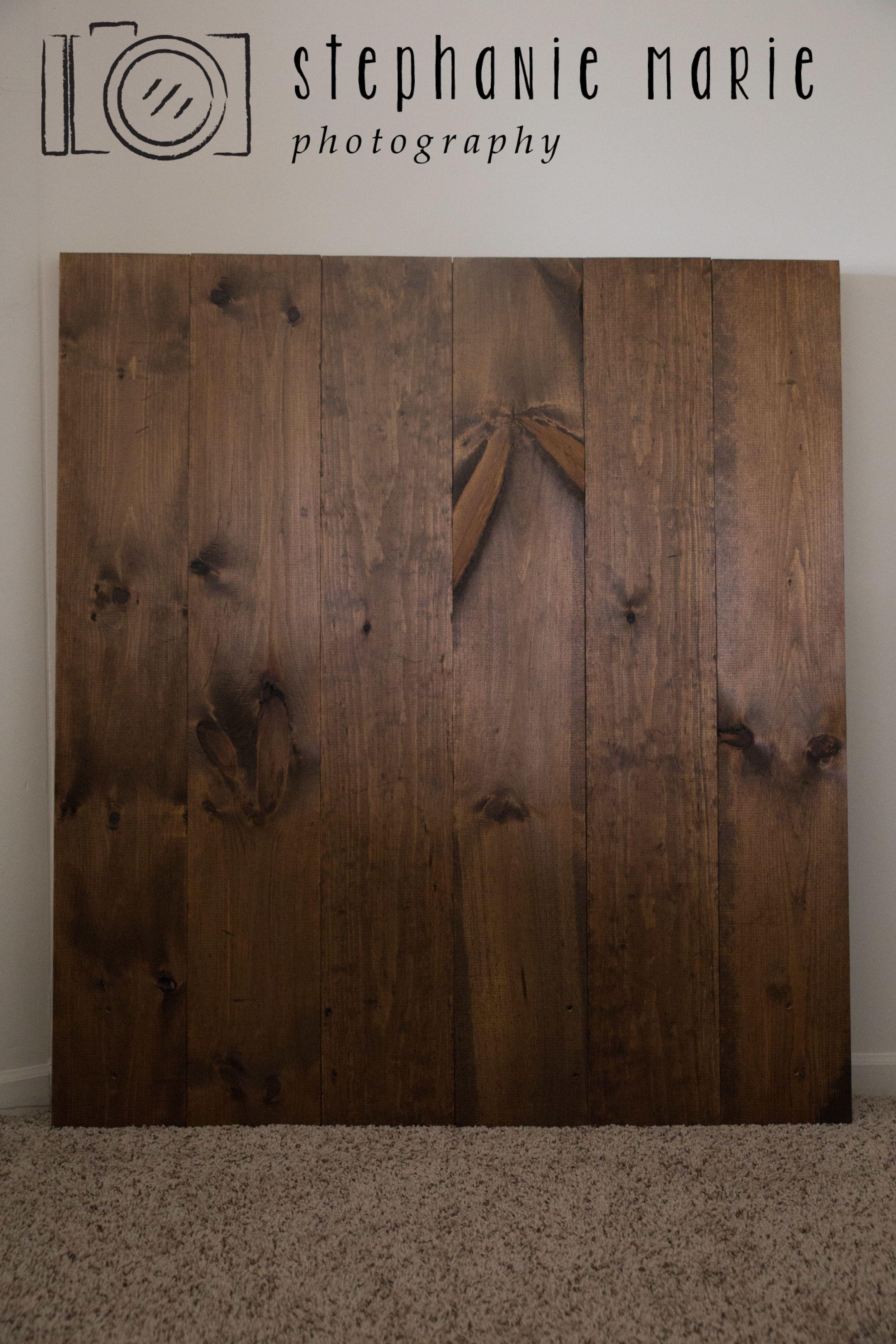 Diy Faux Hardwood Wall Floor Faux Hardwood Faux Walls Faux