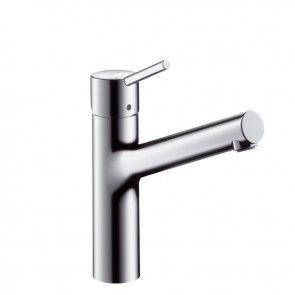 hansgrohe talis s single lever kitchen sink mixer tap
