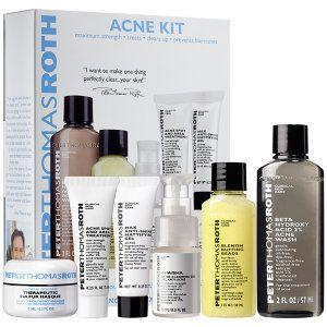 Peter Thomas Roth Acne Kit Sephora Acne Kits Sephora Acne Wash