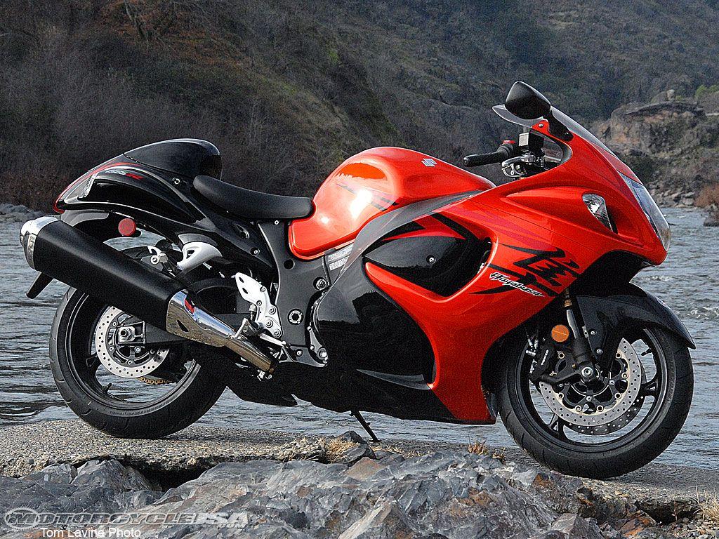 10 Fastest Bikes Suzuki Hayabusa Bike Super Bikes