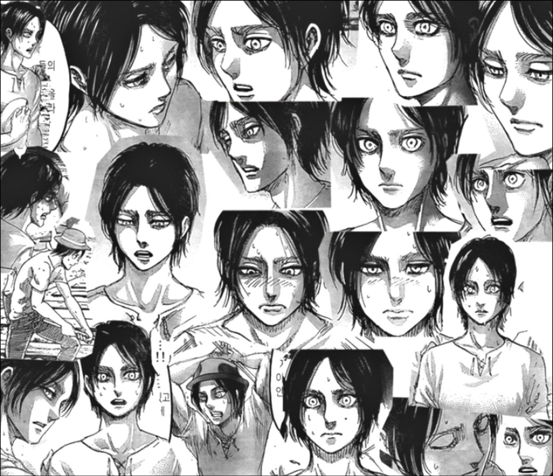 Eren /Chapter 108 | Anime | Attack on titan season, Attack on titan