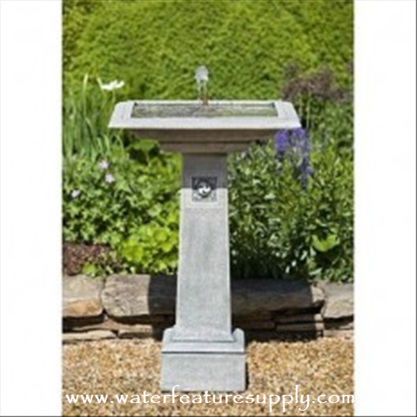 This specific garden water feature is the perfect addition in any space. Designed carefully, patio fountain is destined to last a lifetime. Please visit us at https://www.waterfeaturesupply.com/waterwalls/outdoor-water-fountains.html to get more information about this specific outdoor water feature.