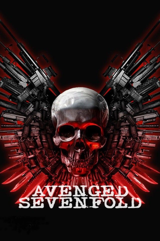 Avenged Sevenfold IPhone Wallpaper