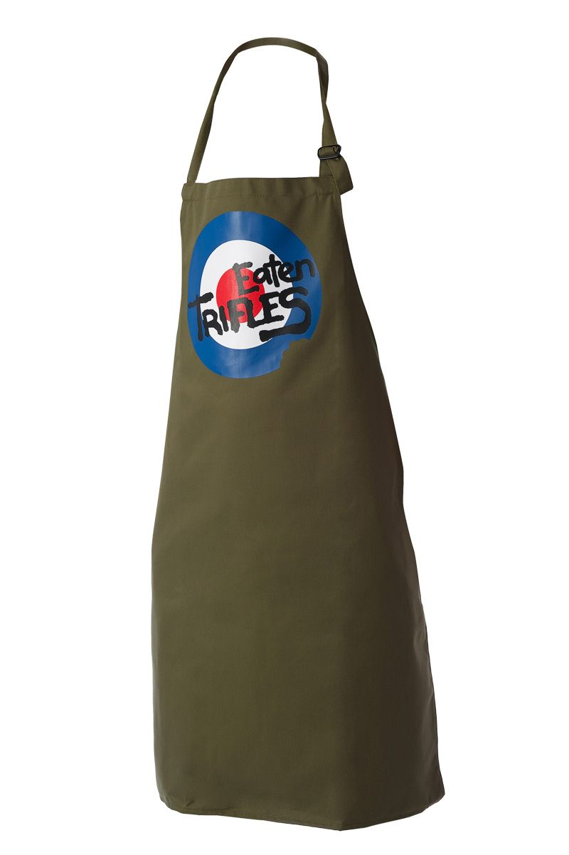 Walter white green apron - Eaten Trifles Apron Protect Your Tight Fitting Suit From Jammy Fingers With This Classic Parker Green Apron Even If It Is A Trifle Silly
