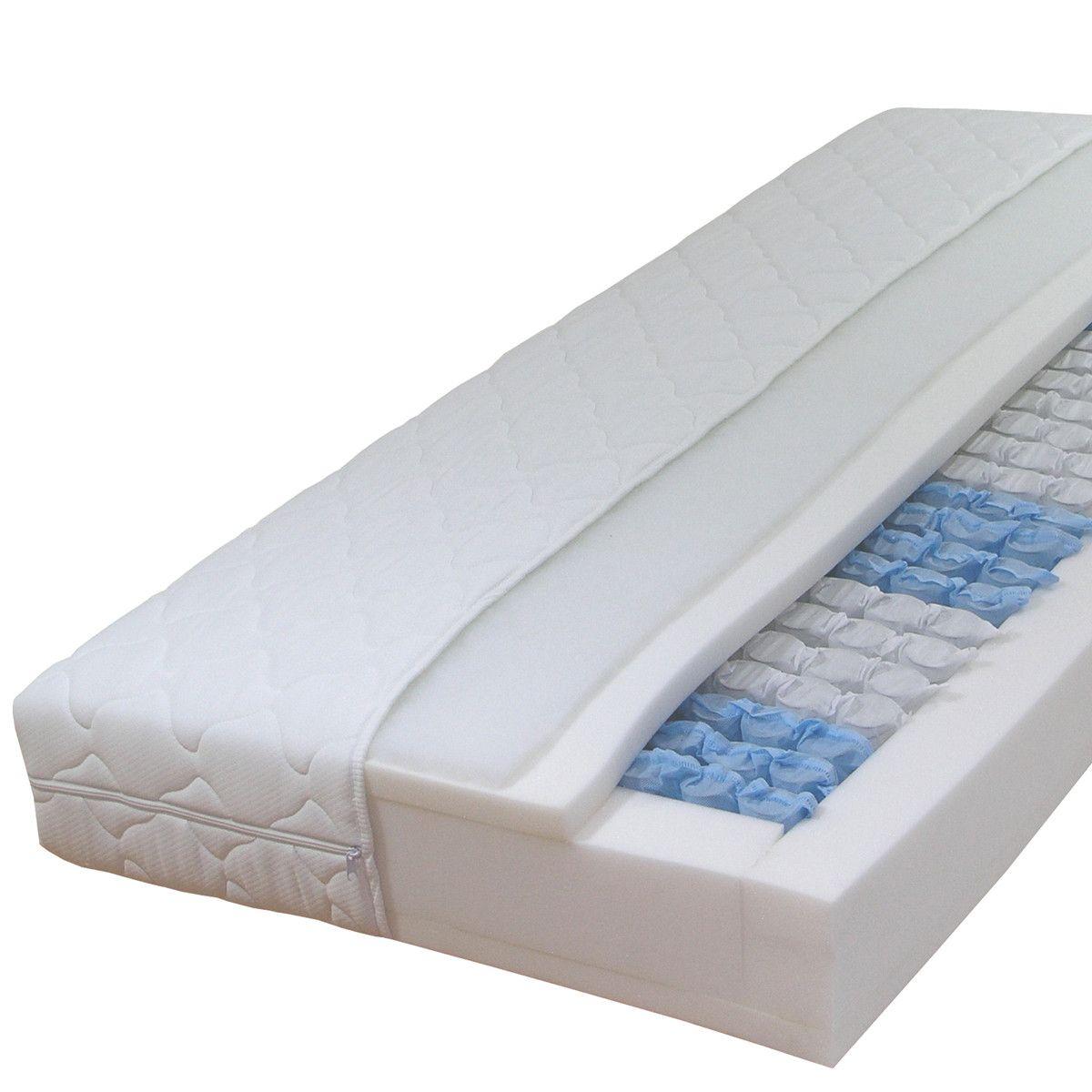 Matratze 90 200 H3 Lovely Tonnentaschenfederkern Matratze T100 Dormispring 7 Zonen Matratze Matratze 90x200 Taschen