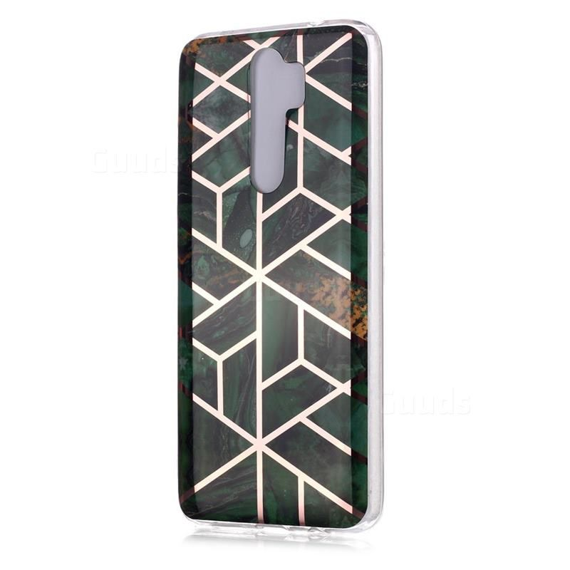 8 Off Green Rhombus Galvanized Rose Gold Marble Phone Back Cover For Mi Xiaomi Redmi Note 8 Pro Xiaomi Redmi Note 8 Pro Cases Guuds Rose Gold Marble Gold Marble Rose Gold