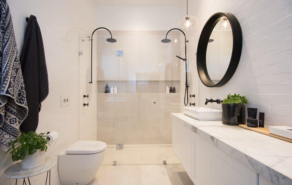t c residence colindale design round mirror bathroom on bathroom renovation ideas australia id=15835