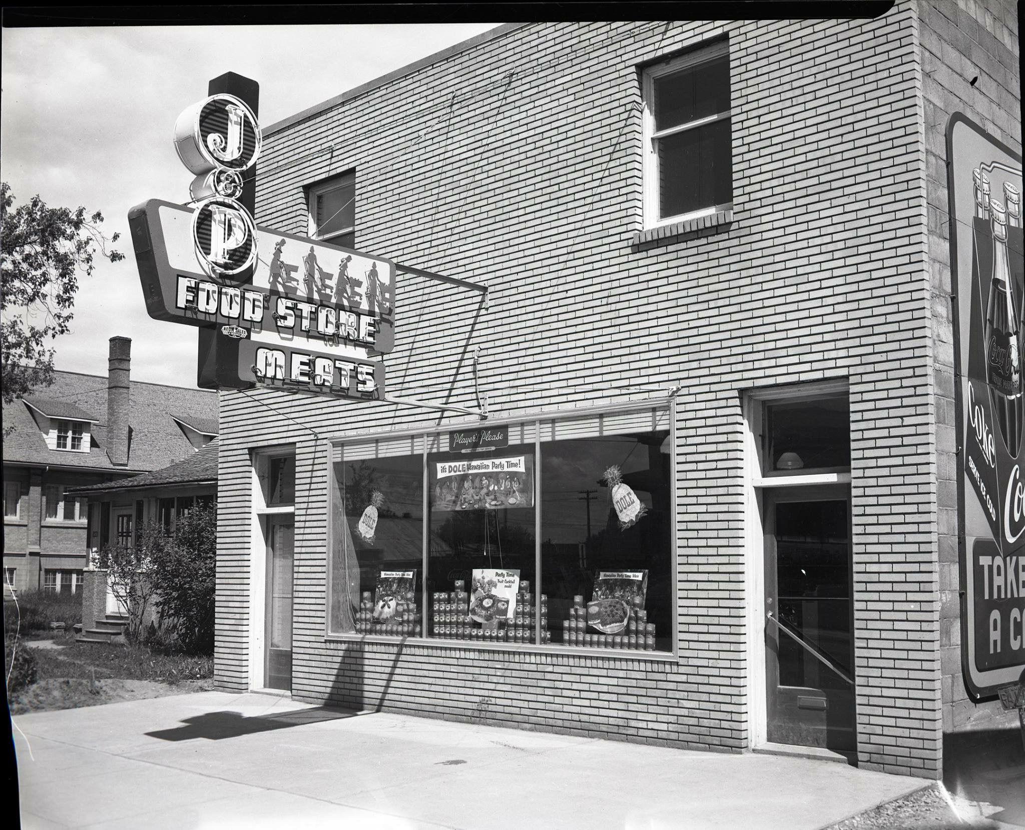 The J&P Food Store at 5405 Gaetz Ave (N of St. Luke's