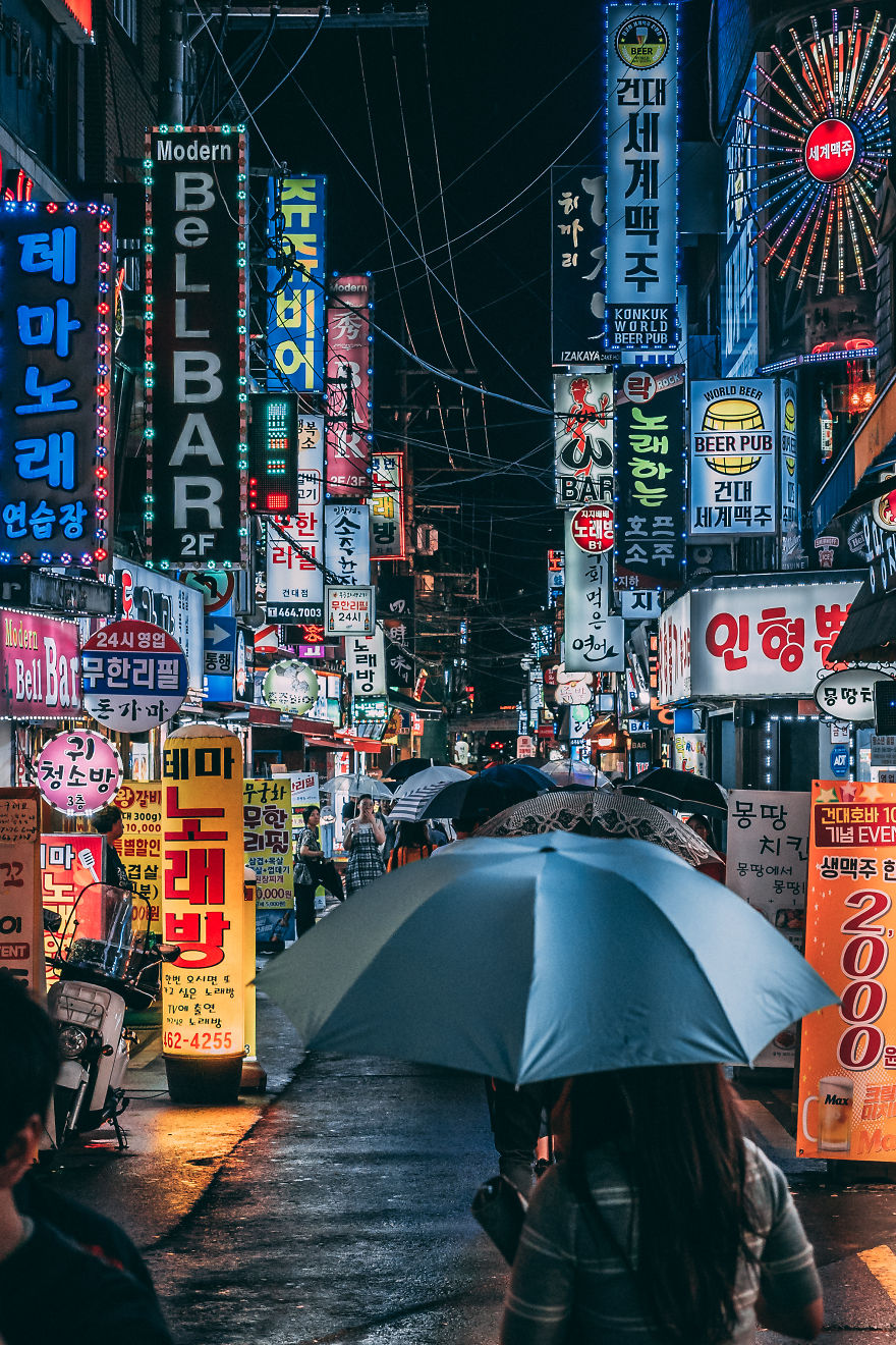 I Have Been Living In Seoul, South Korea For The Past Three Years And Here Are Some Photos I've Taken Of This Beautiful City