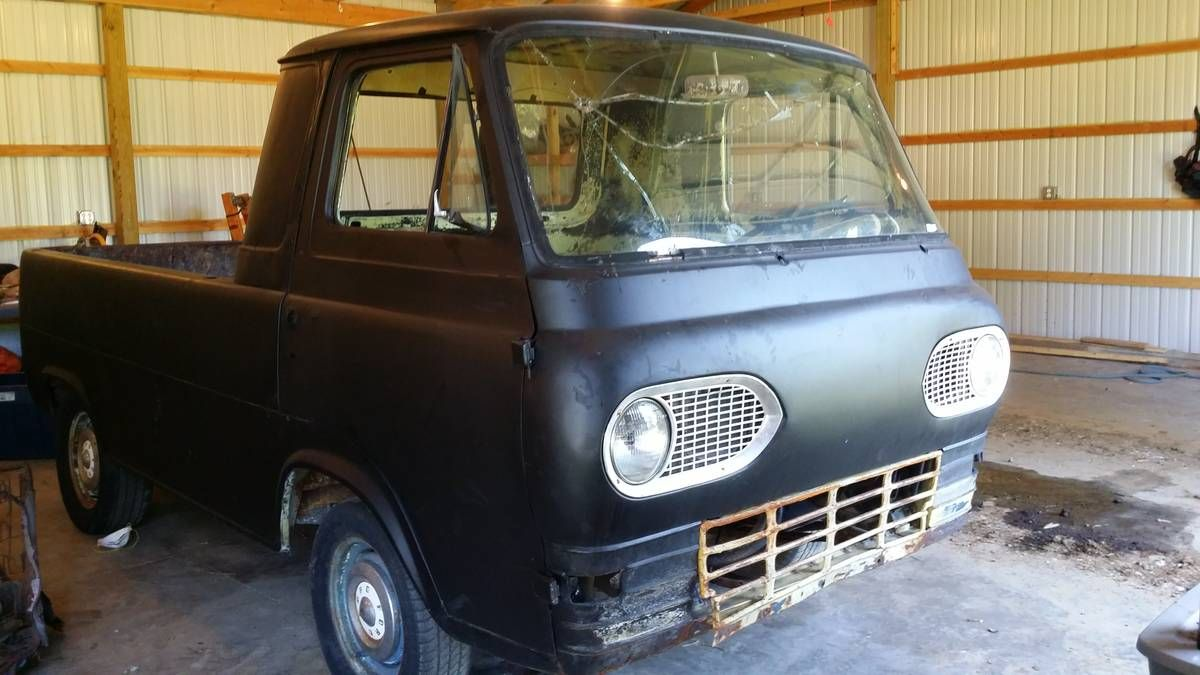 Vintage e series truck classifieds classic ford econoline pickups for sale 1961 project in grinnell iowa