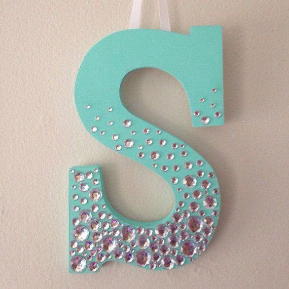 1000 Ideas About Decorated Wooden Letters On Pinterest