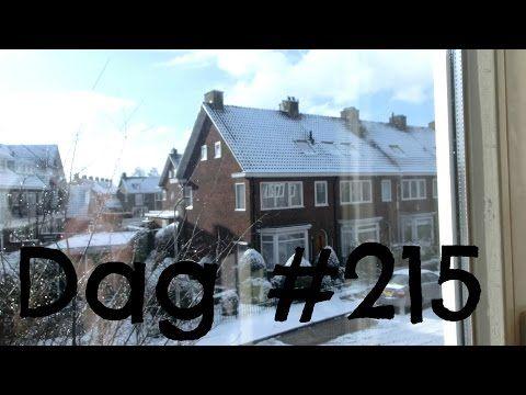 Sneeuw! - Dag #215 - YouTube