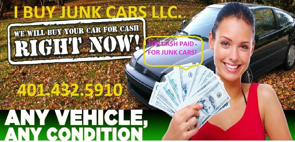 Helping out my friend, he is the premier RI Junk Car Buyer