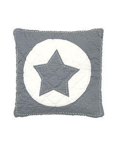 Povlak na polštář Star warm grey 40x40