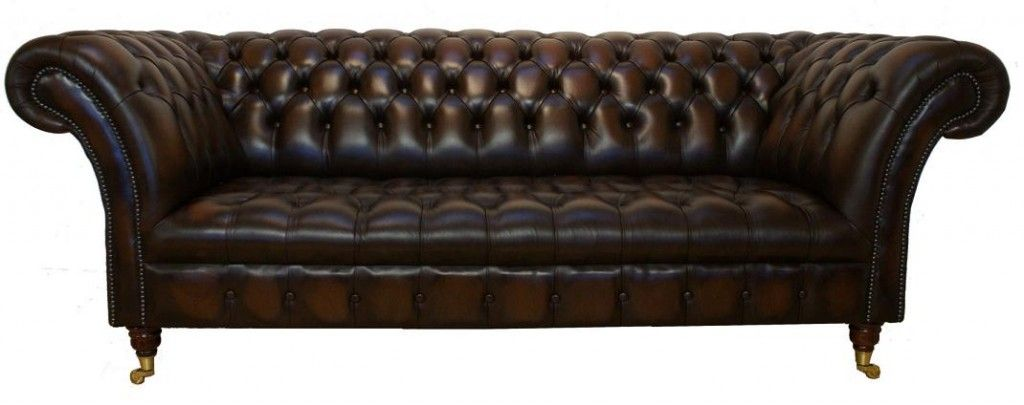 Chesterfield Sofas: Guest Post By Arcadian Lighting!   Delysia Style