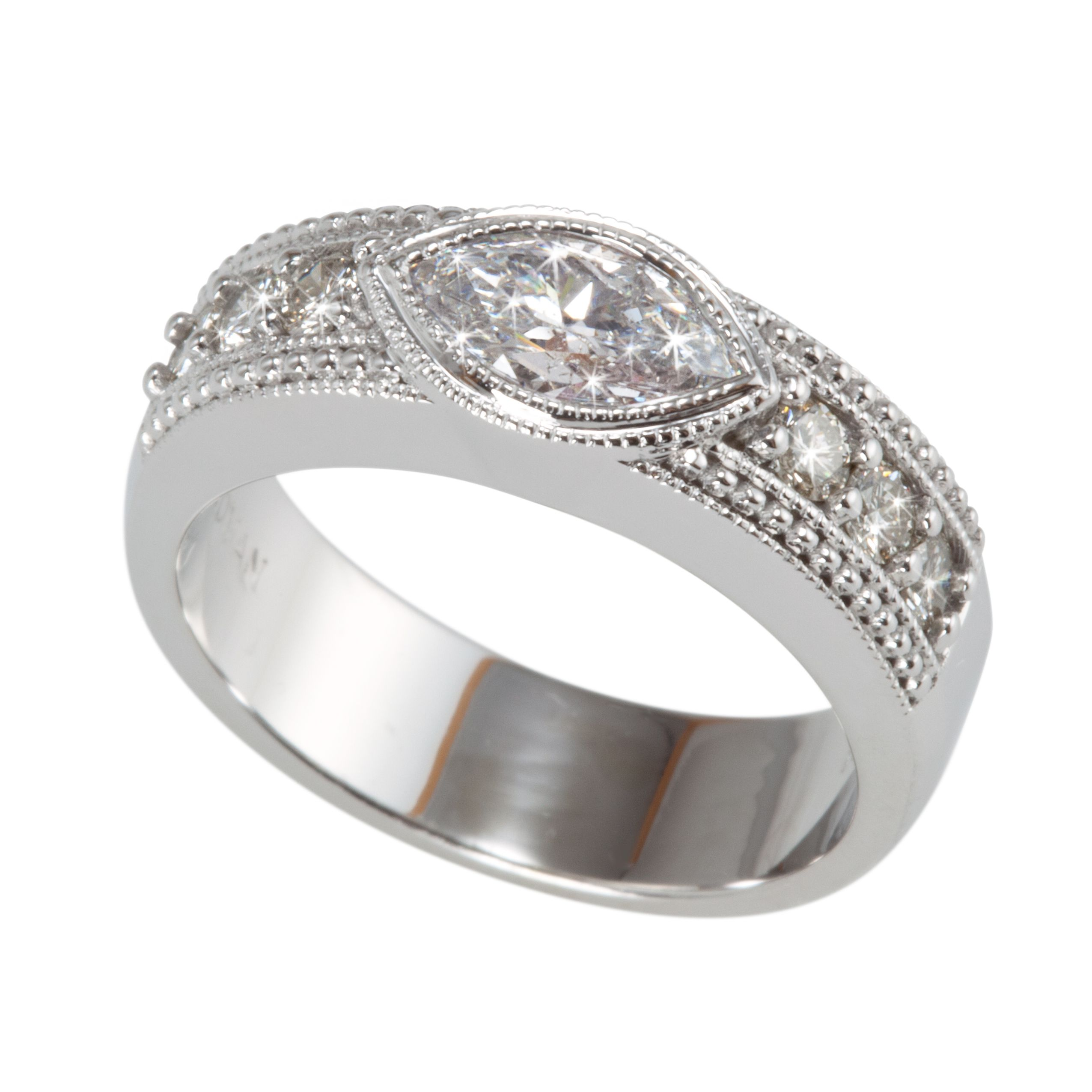 Design A Beautiful Ring With Your Marquis Diamond