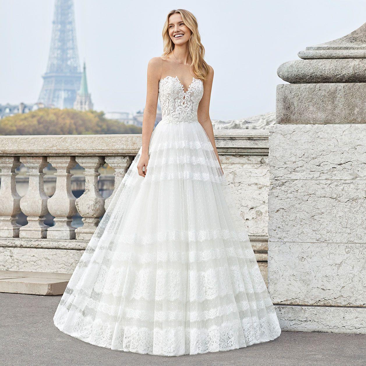 Brautkleider-Trends 11: 11 Styles, die Bräute jetzt lieben