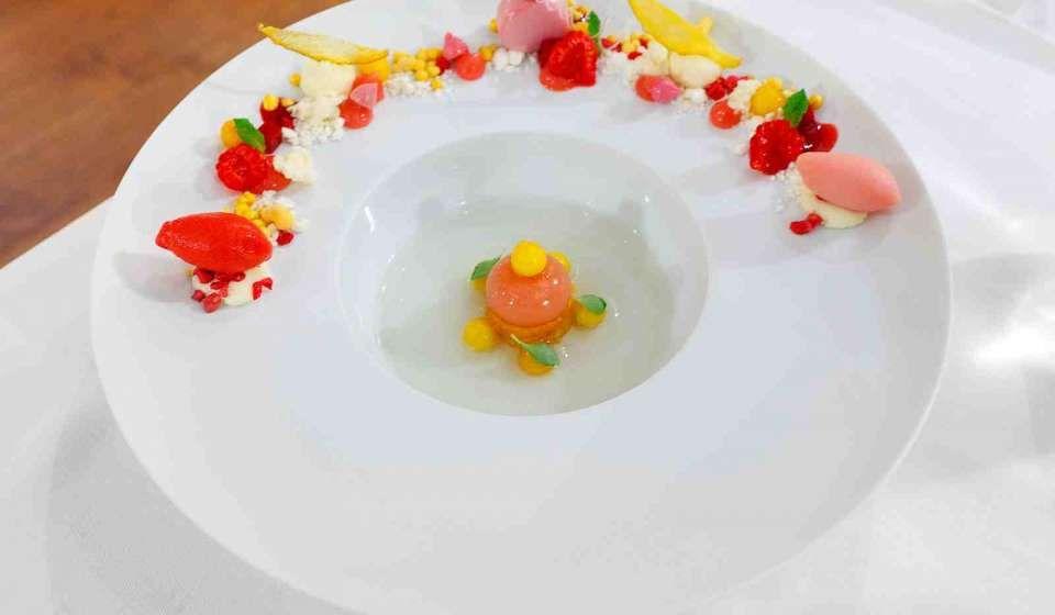 90plus.com - The World's Best Restaurants: Schlossberg - Schwarzenberg - Germany