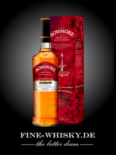 Bowmore Devils Cask Batch 3