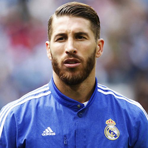 mens hair styles for hair sergio ramos new haircut and hairstyle 2018 photos 7269