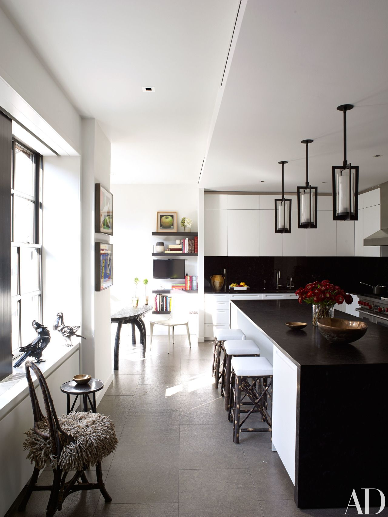 for those who love swoon-worthy interiors with a modern glam POV ...