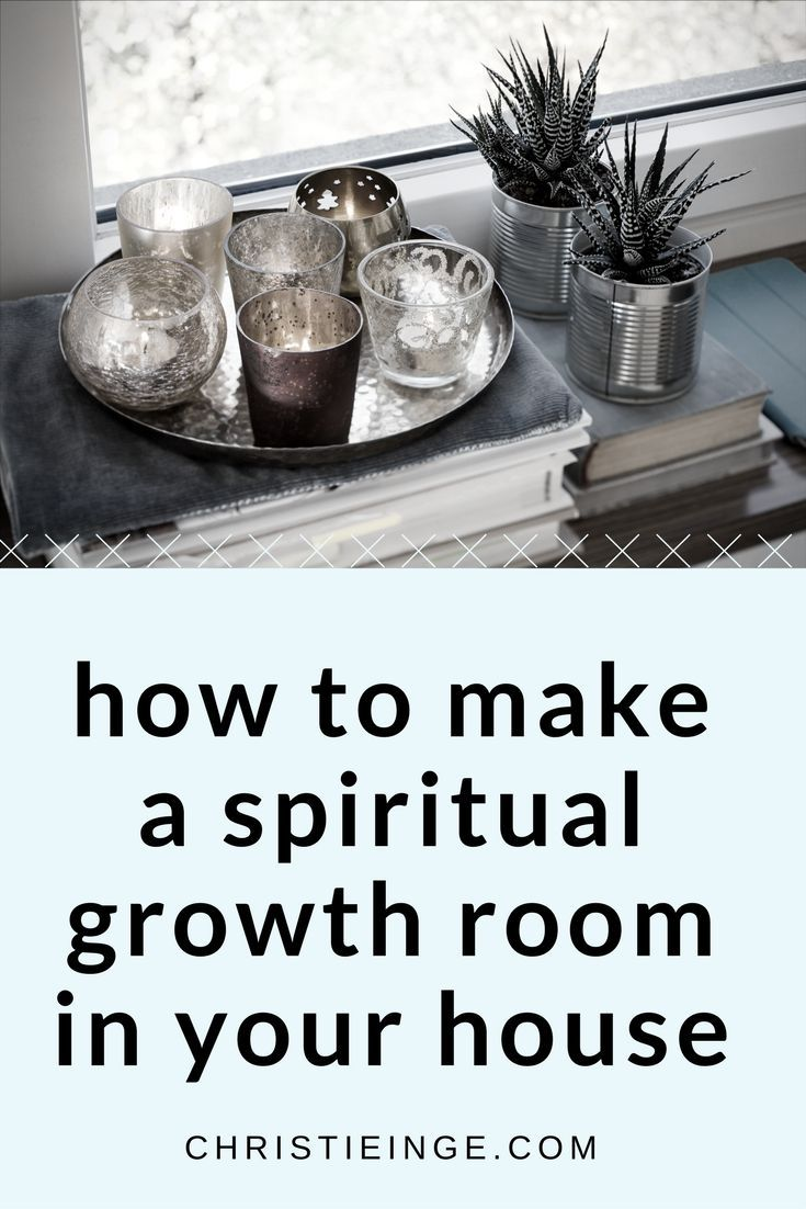 14 Ideas For Creating Sacred Space At Home