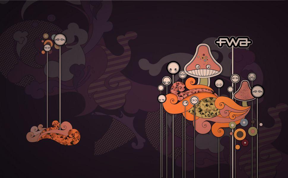 Trippy Cartoon Hd Wallpaper Cartoon Wallpaper Hd Mushroom Wallpaper Trippy Cartoon Full hd cartoon background hd