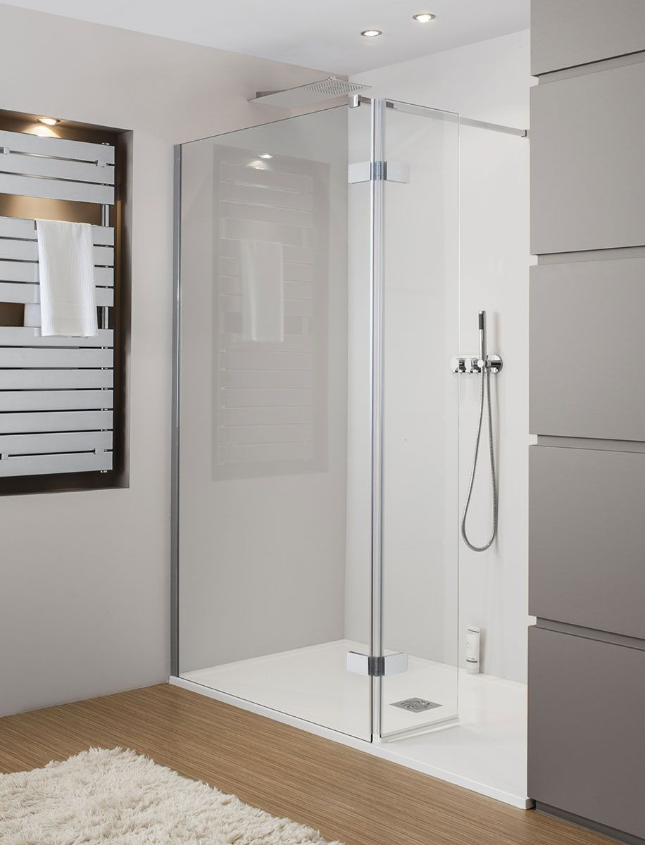Elite Walk In Easy Access Shower Enclosure in Frameless | Luxury ...