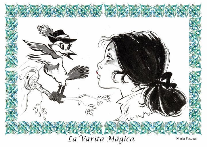 LA VARITA MAGICA - CUENTO E ILUSTRACION ROBIN HOOD - Álbumes web de Picasa