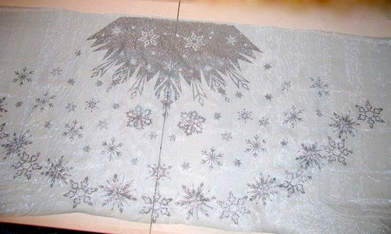 UNFINISHED cape panel baby girls toddler by GrandmasStorybook