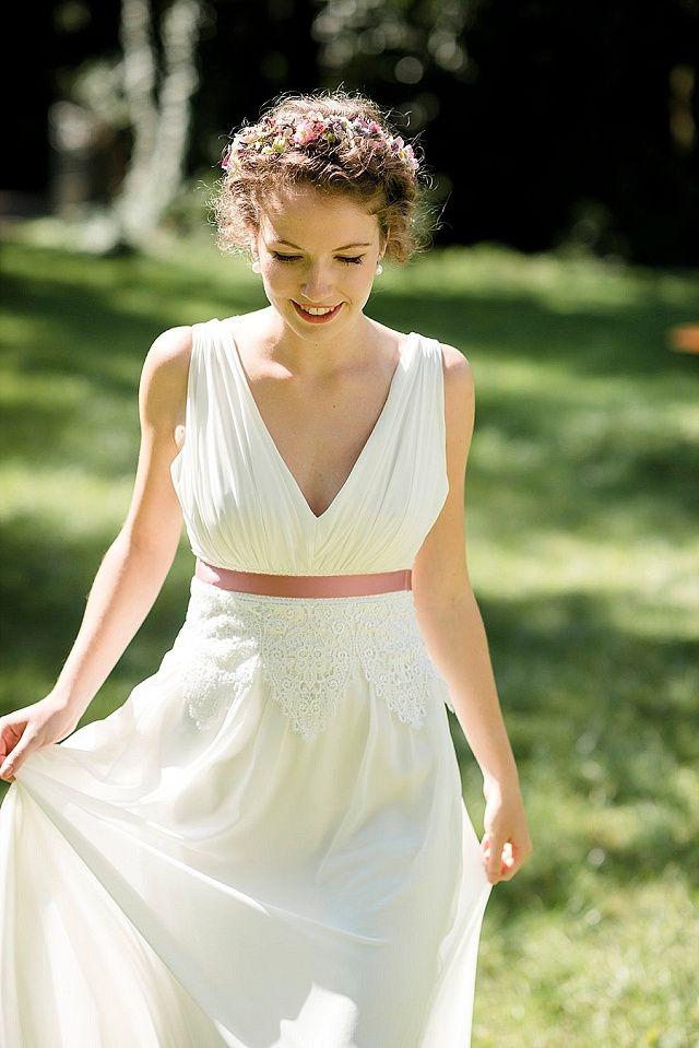 Hochzeitskleid 50er stil koln