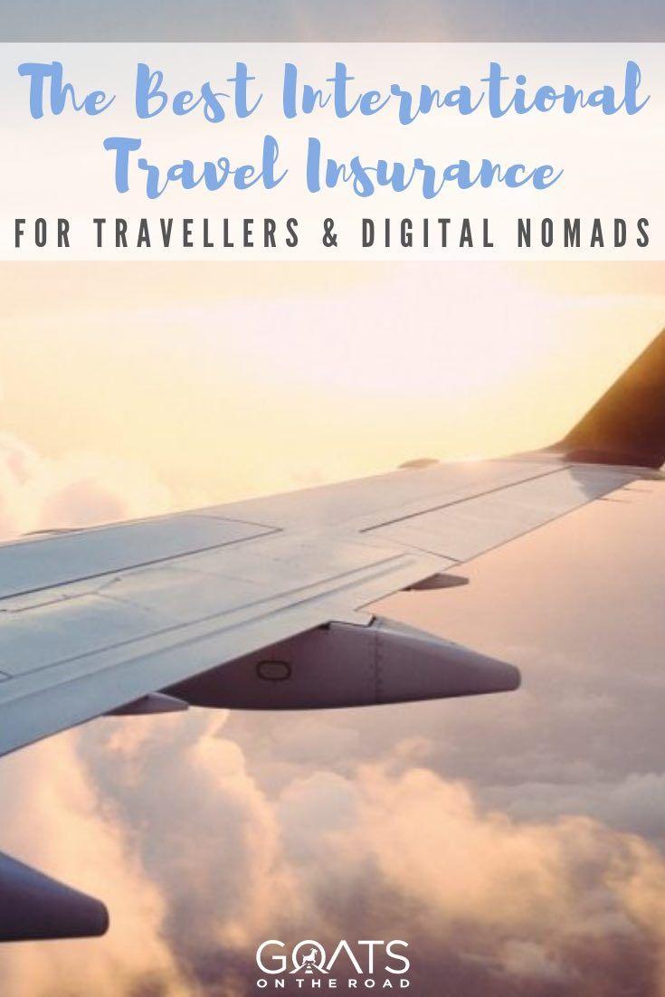 Best international travel insurance for travellers