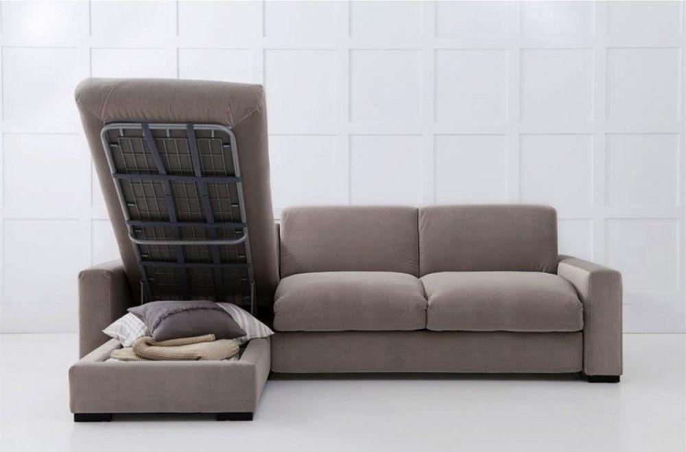 Corner Sofa Bed With Storage For Minimalist House In 2020 Corner Sofa Bed With Storage Sofa Bed With Storage Corner Sofa Bed