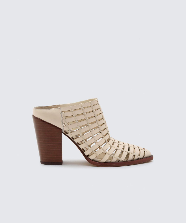 872ae3e42f4 KACIE HEELS: Dolce Vita, White, Size 9 | WISH LIST | Heels, Shoes ...
