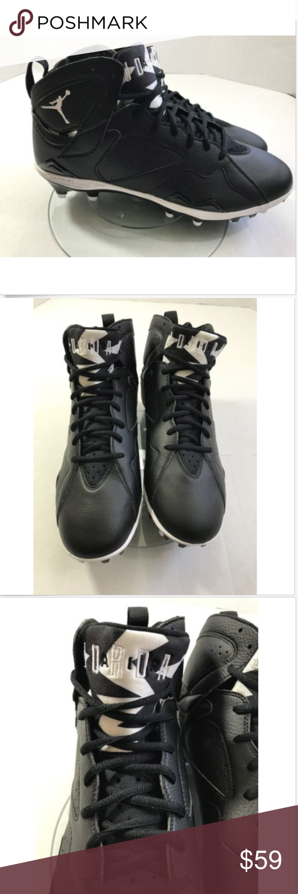 c64c4c19f00 NIKE AIR JORDAN RETRO 7 TD FOOTBALL CLEATS NIKE AIR JORDAN RETRO 7 TD  FOOTBALL CLEATS