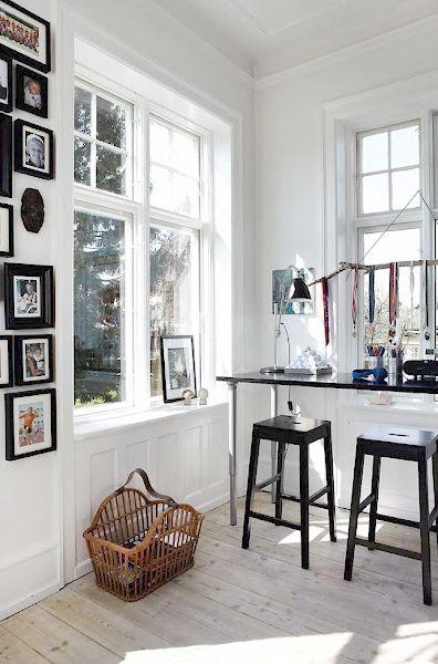otografías: Kira Brandt para Bo Bedre.  Danish interior