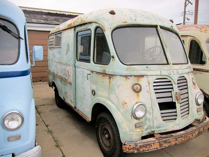 58135629a1 1959 International Harvester Metro – Green « Vintage Step Vans ...