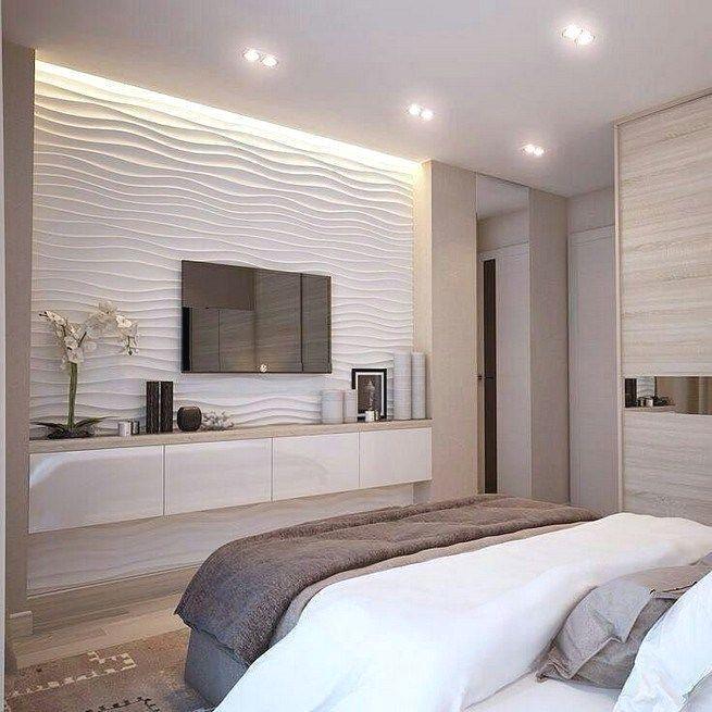 Master Bedroom Ideas With Tv On Wall 17 Www Bodrumhavadis Luxury Bedroom Design Bedroom Tv Wall Small Master Bedroom