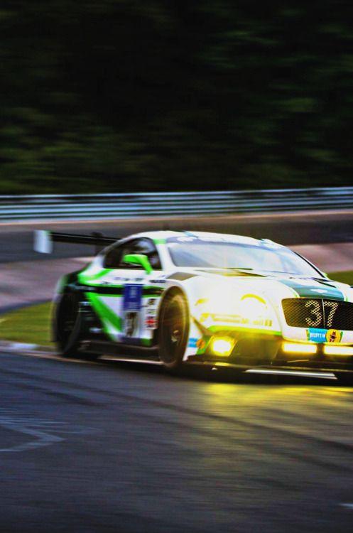 Bentley l 24 Hours of Nurburgring 2016