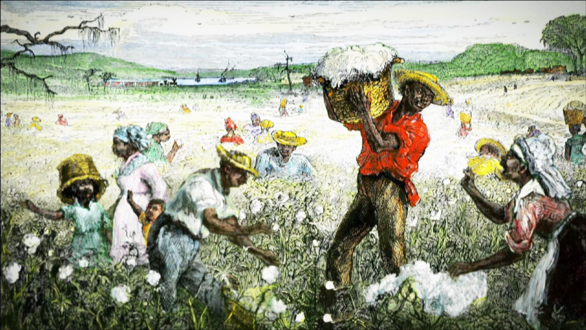 The Cotton Economy and Slavery | African american history ...