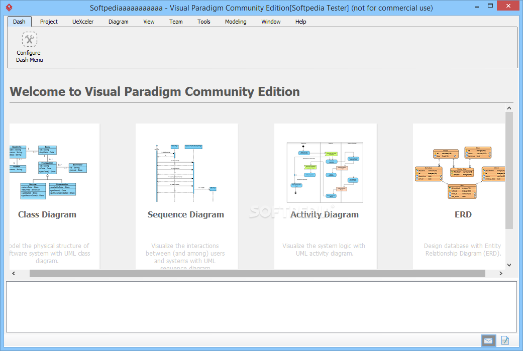 Totally Free UML Tool - Visual Paradigm -- www visual