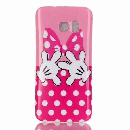 coque minnie galaxy s7