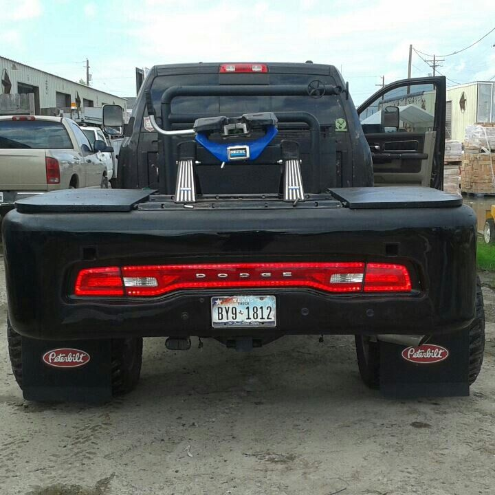 Welding Beds For Dually Ford Trucks