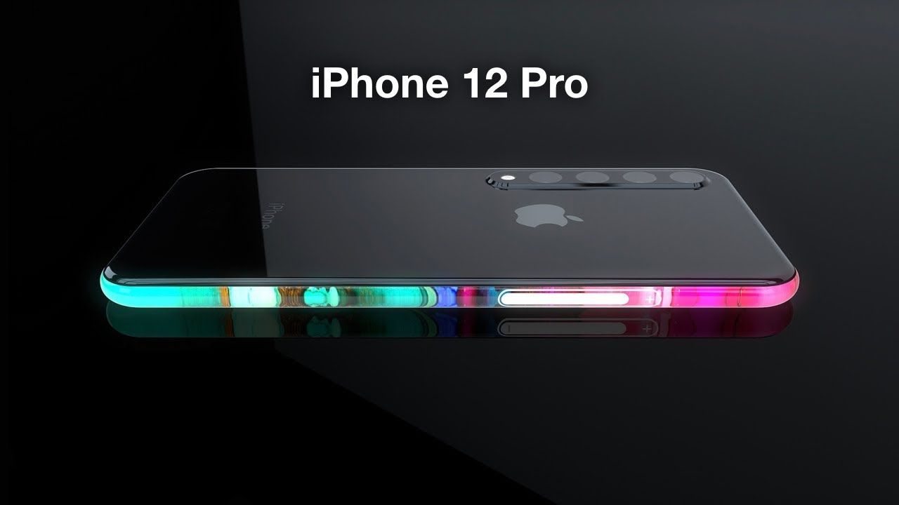 Iphone 12 Pro Trailer Apple 2020 Youtube Iphone Apple Iphone 11