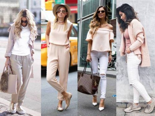 e214ea193466 Pin by Just trendy girls on Trendy | Blush pink outfit, Pink outfits ...